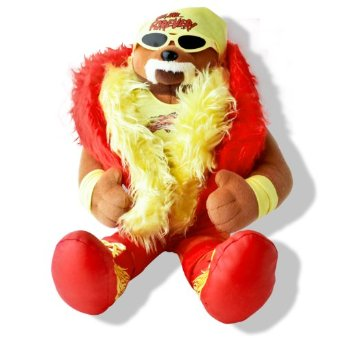 hulk hogan doll