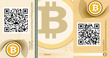 bitcoin note
