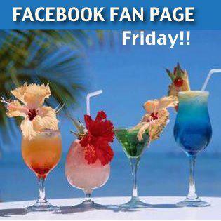 fan page fridays
