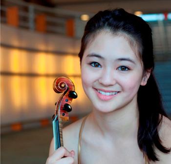simone porter violinist