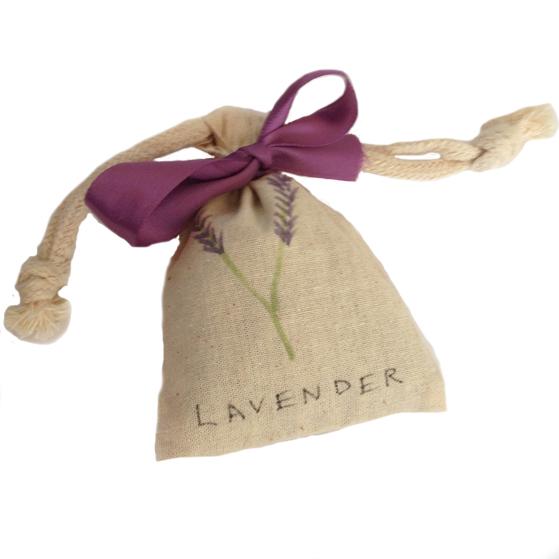 lavender sachet by brad hines