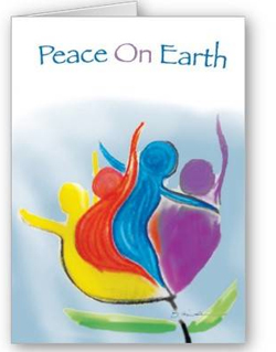 peace card brad hines